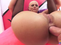 PervCity Phoenix Marie anal, blowjob, threesome with Mike Adriano